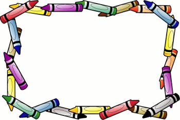 Borders kids free images. Clipart border