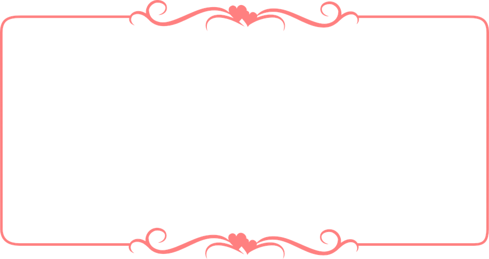 Page border shop of. Clipart borders baby girl
