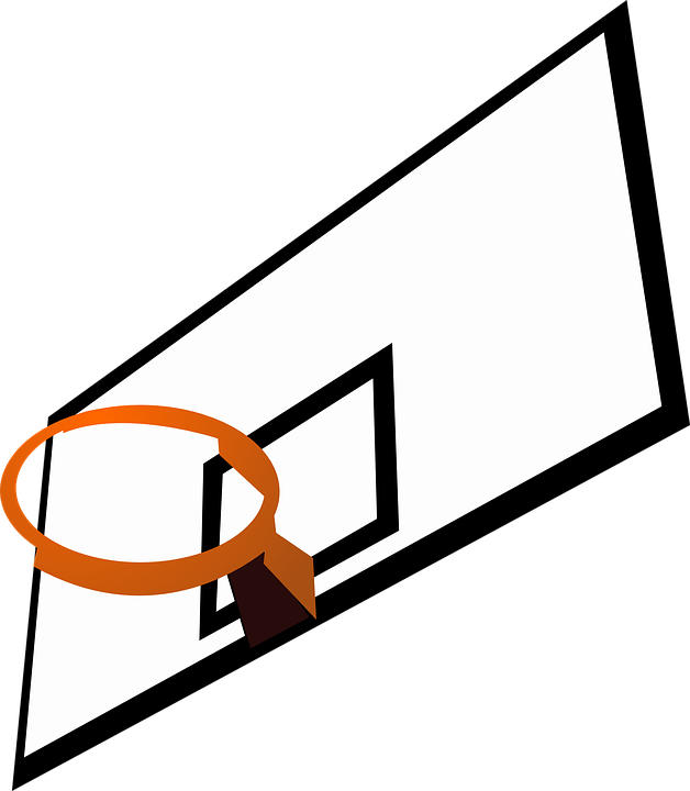 Net clipart transparent background. Basketball outline shop of