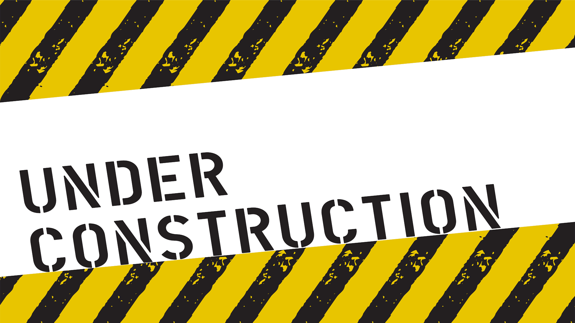 Dust clipart yellow. Under construction png