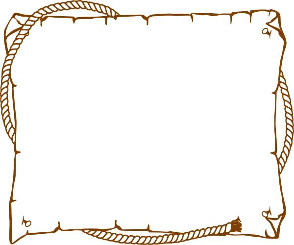 Free border cliparts download. Cowboy clipart frame