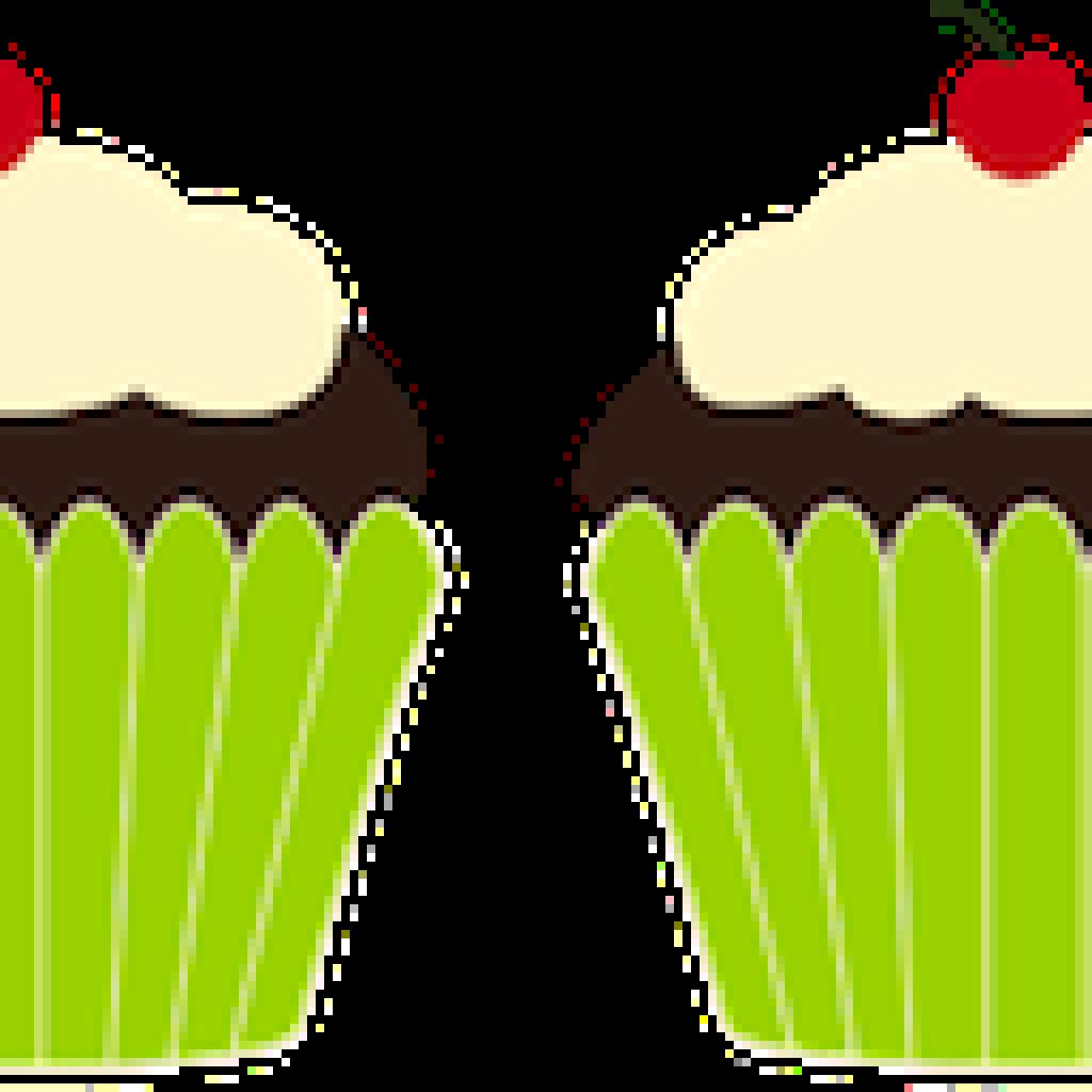 cupcakes clipart plain cupcake