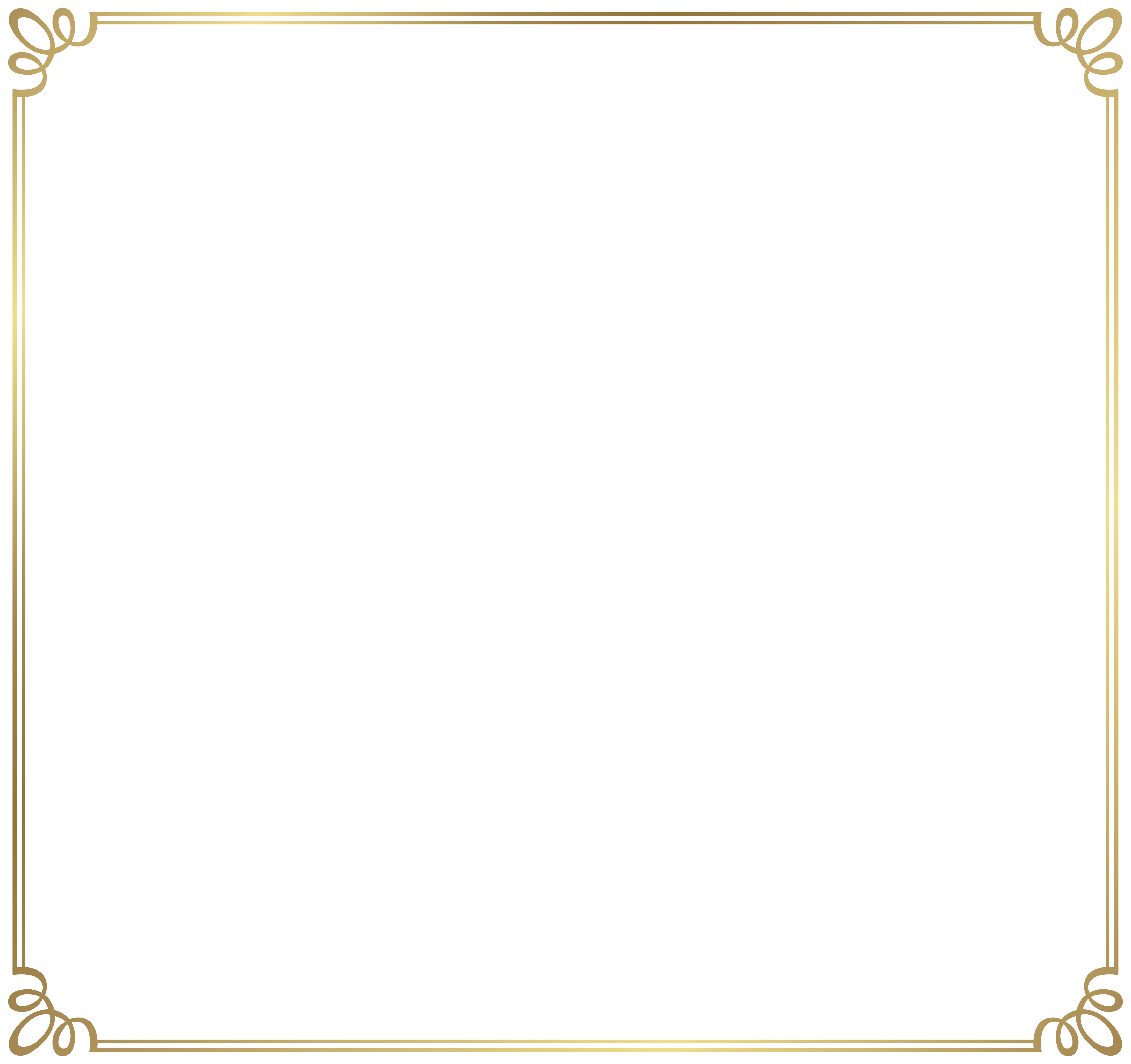 Border clipart png. Decorative frame image gallery
