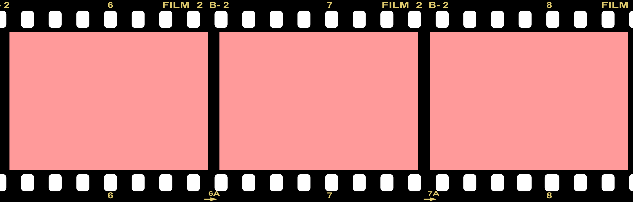 Film frame png. Clipart photographic