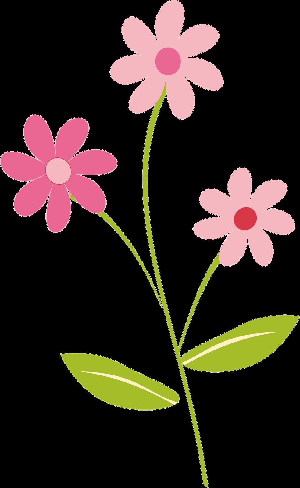 Flowers border png pictures. Floral clipart fuschia