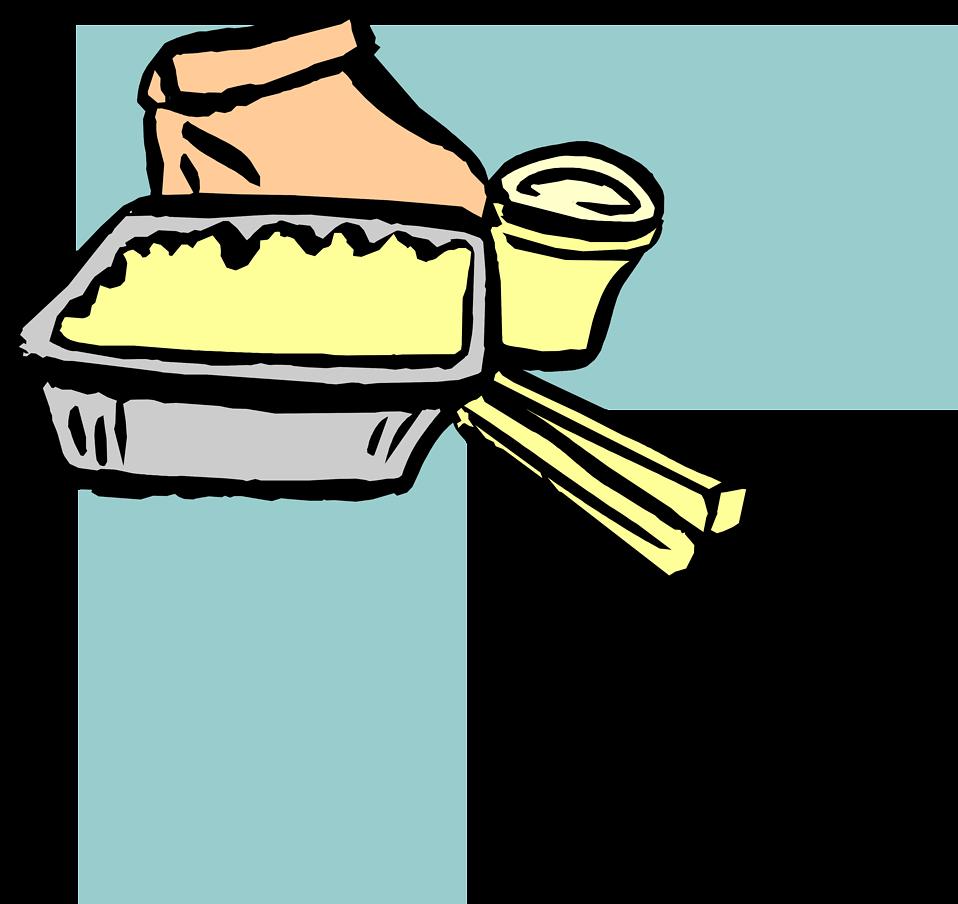 Foods boarder