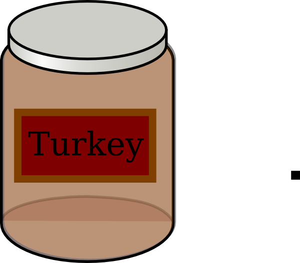 Turkey baby food clip. Good clipart foodclip