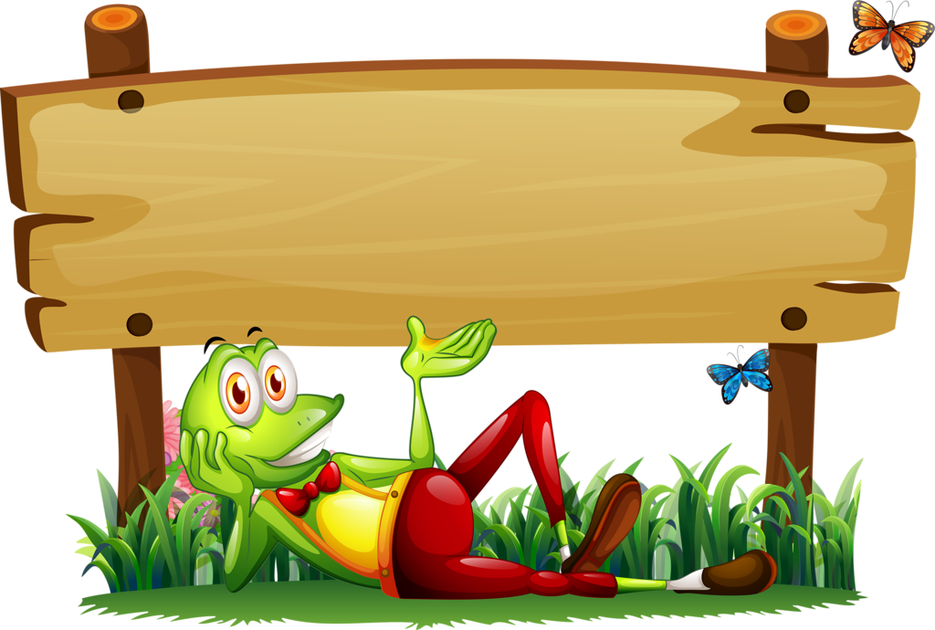 png pinterest frogs. Crafts clipart sign