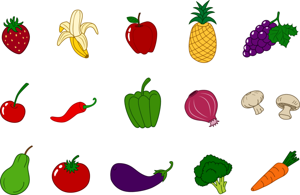 Kid clipart vegetable, Kid vegetable Transparent FREE for ...