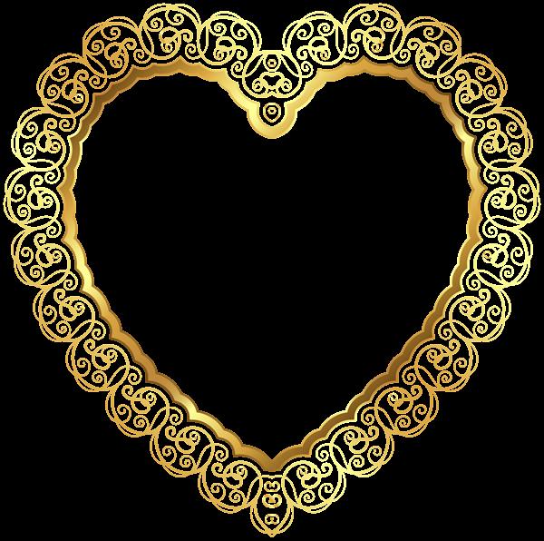 Pearls clipart divider. Heart border transparent png