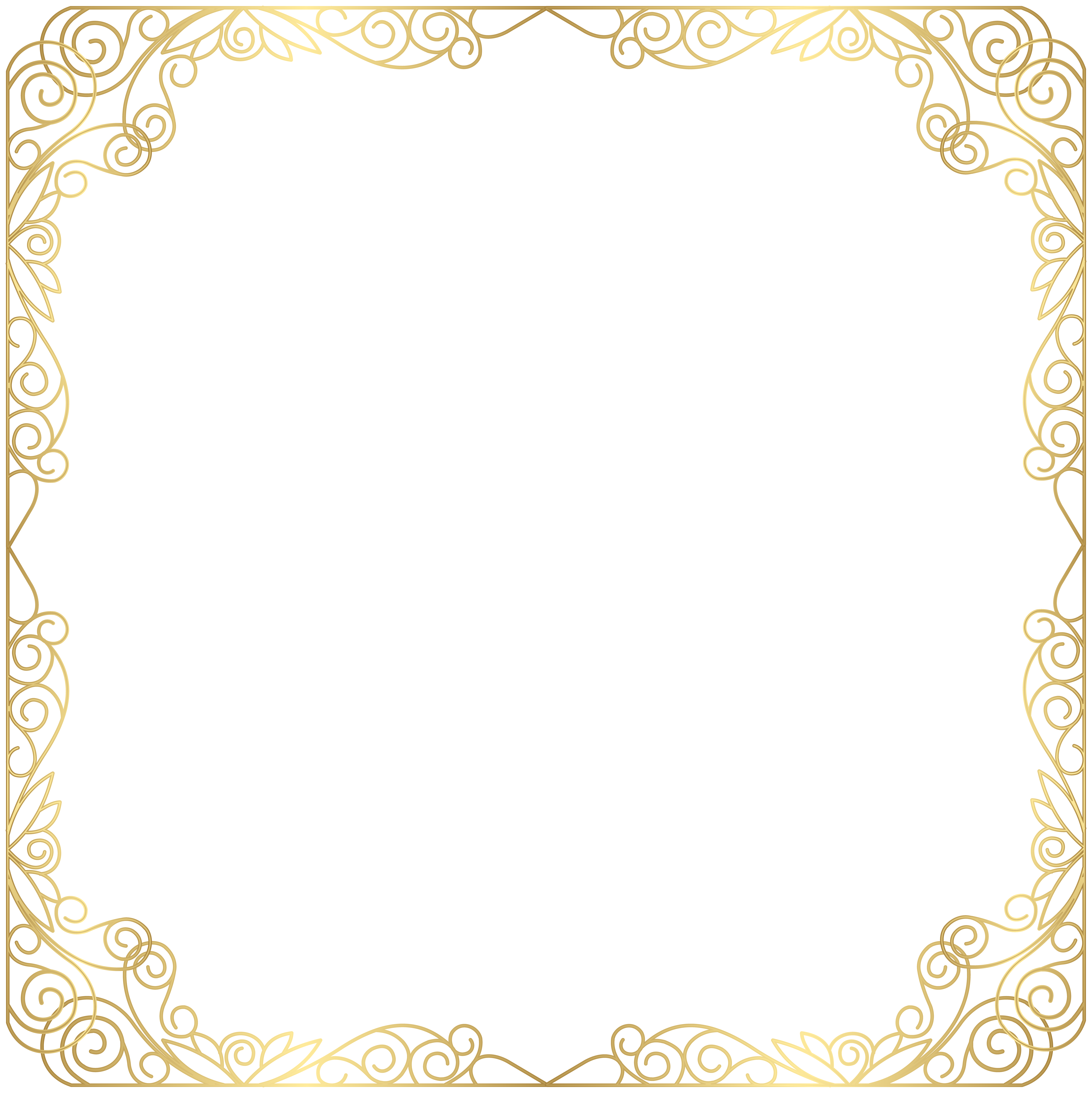 Picture clip art border. Frames clipart glitter