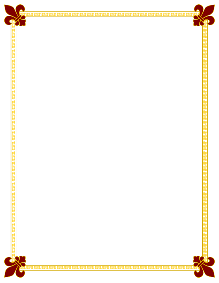 Free borders and frames. Jazz clipart border