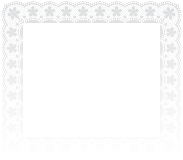 Gallery free pictures . Lace clipart paisley border