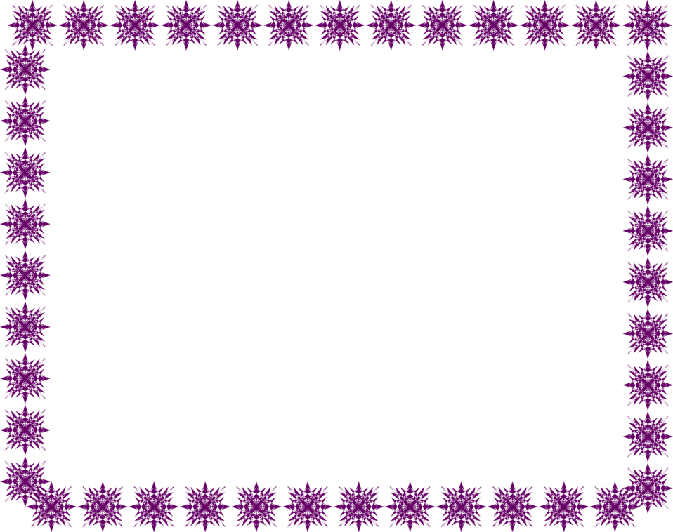 Purple border png. Free stock photo illustration