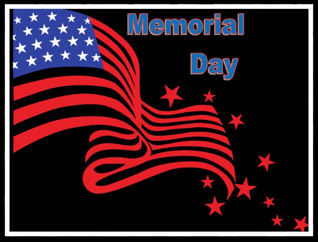collection of veterans. Clipart calendar memorial day