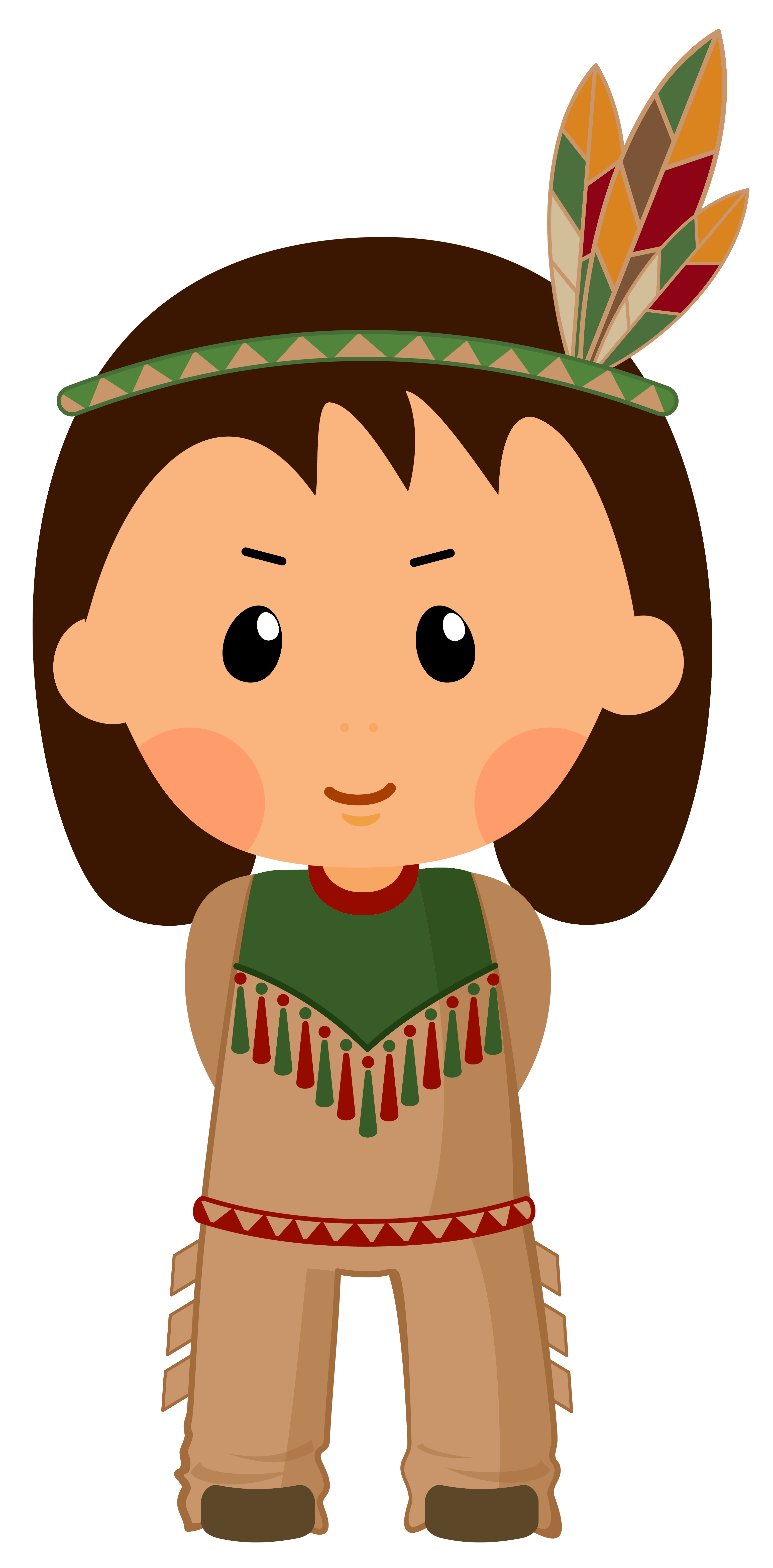 Native american boy png. Clipart thanksgiving child