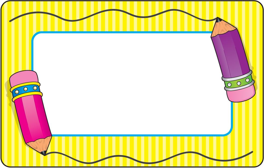 Free border cliparts download. Clipart pencil borders
