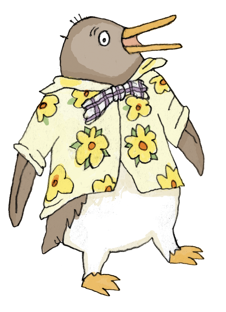 School clip art penguin. Number 1 clipart cool