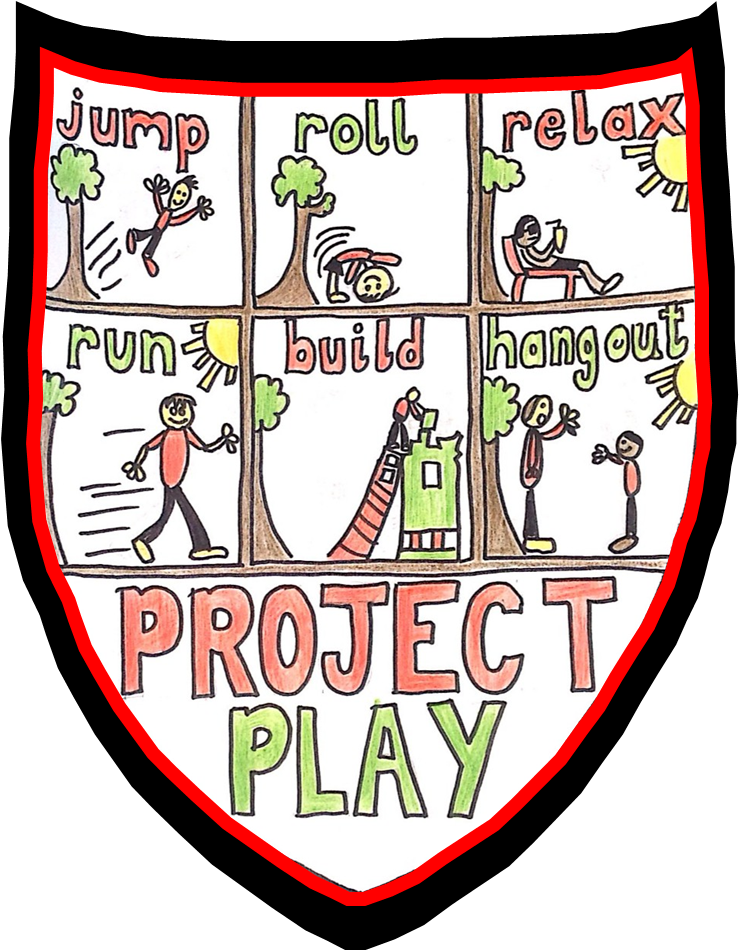 Project play h s. Clipart borders playground