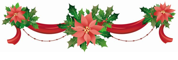 Free poinsettia cliparts download. Poinsettias clipart border