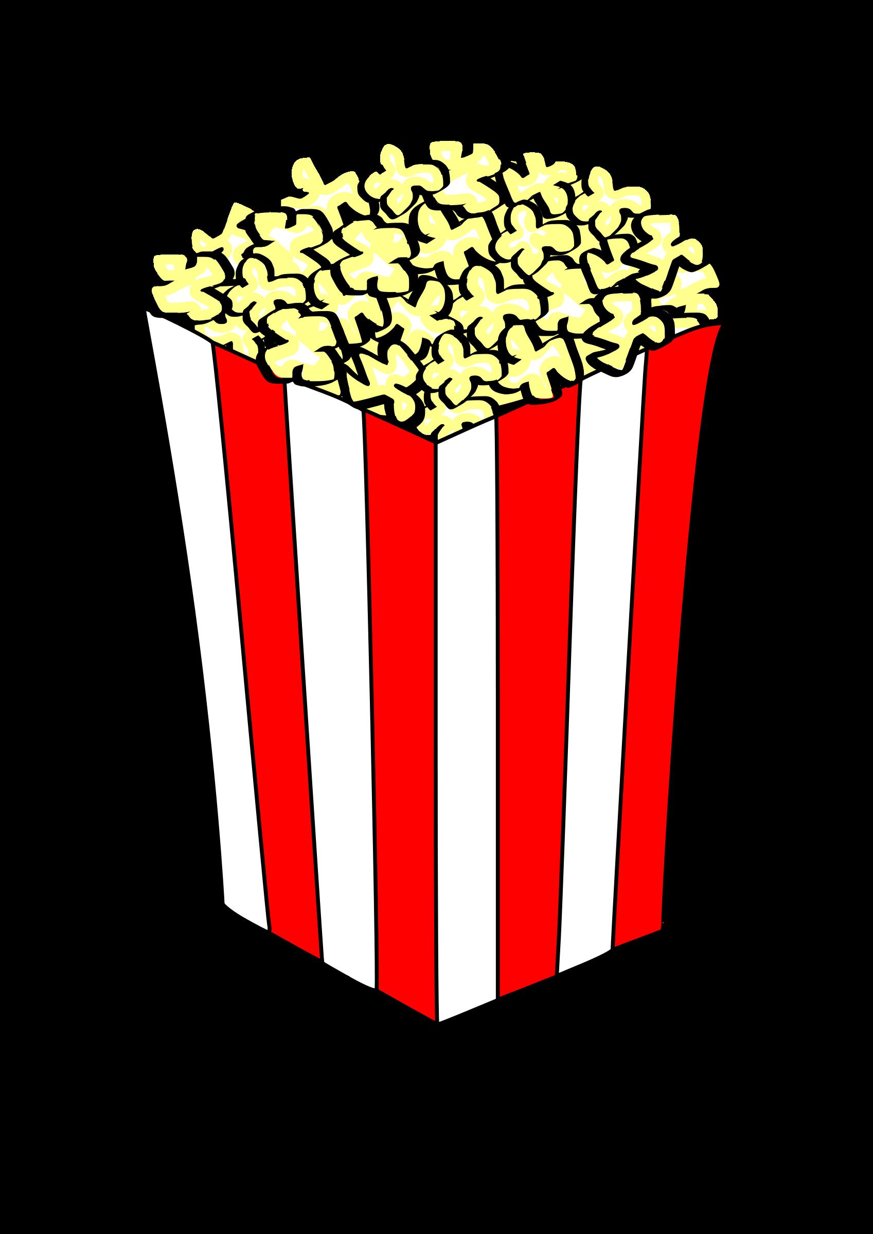 Clipart trees popcorn. Clip art border panda