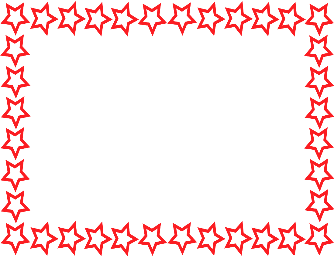 Free download clip art. Clipart border red