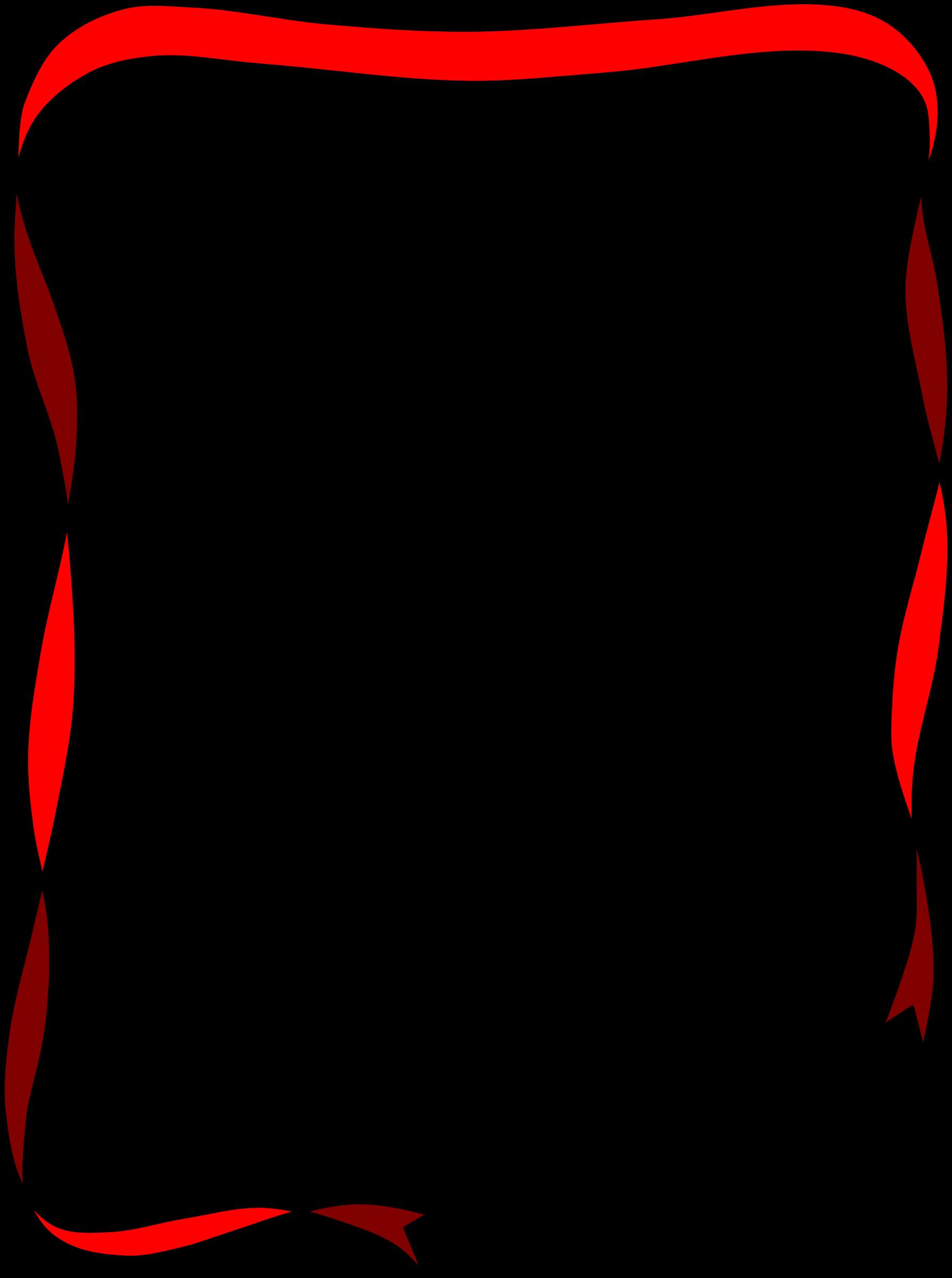 Stunning clip art red. Clipart frame ribbon