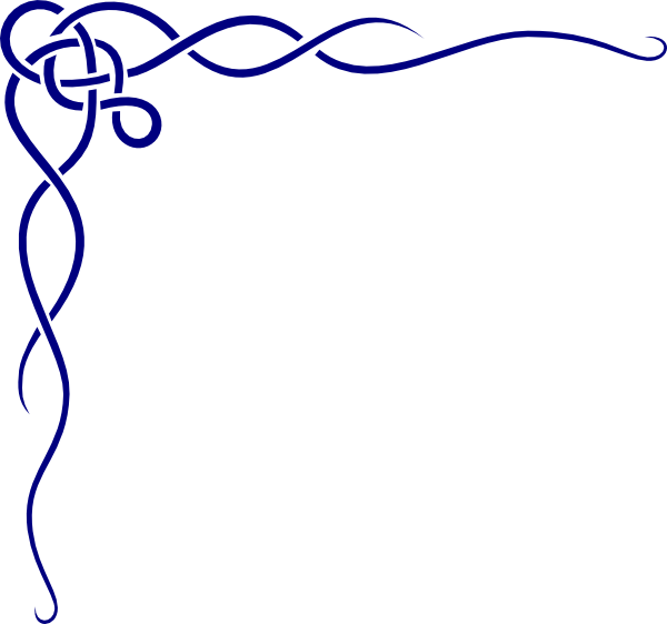 Blue panda free images. Clipart border simple