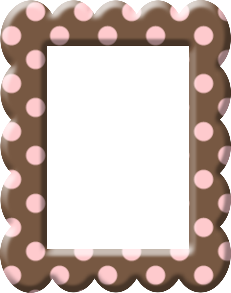 Clipart frame chocolate. Element png pinterest scrapbooking