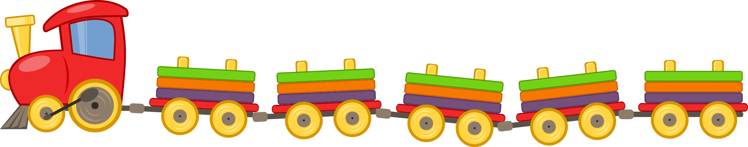 collection of train. Wagon clipart waggon