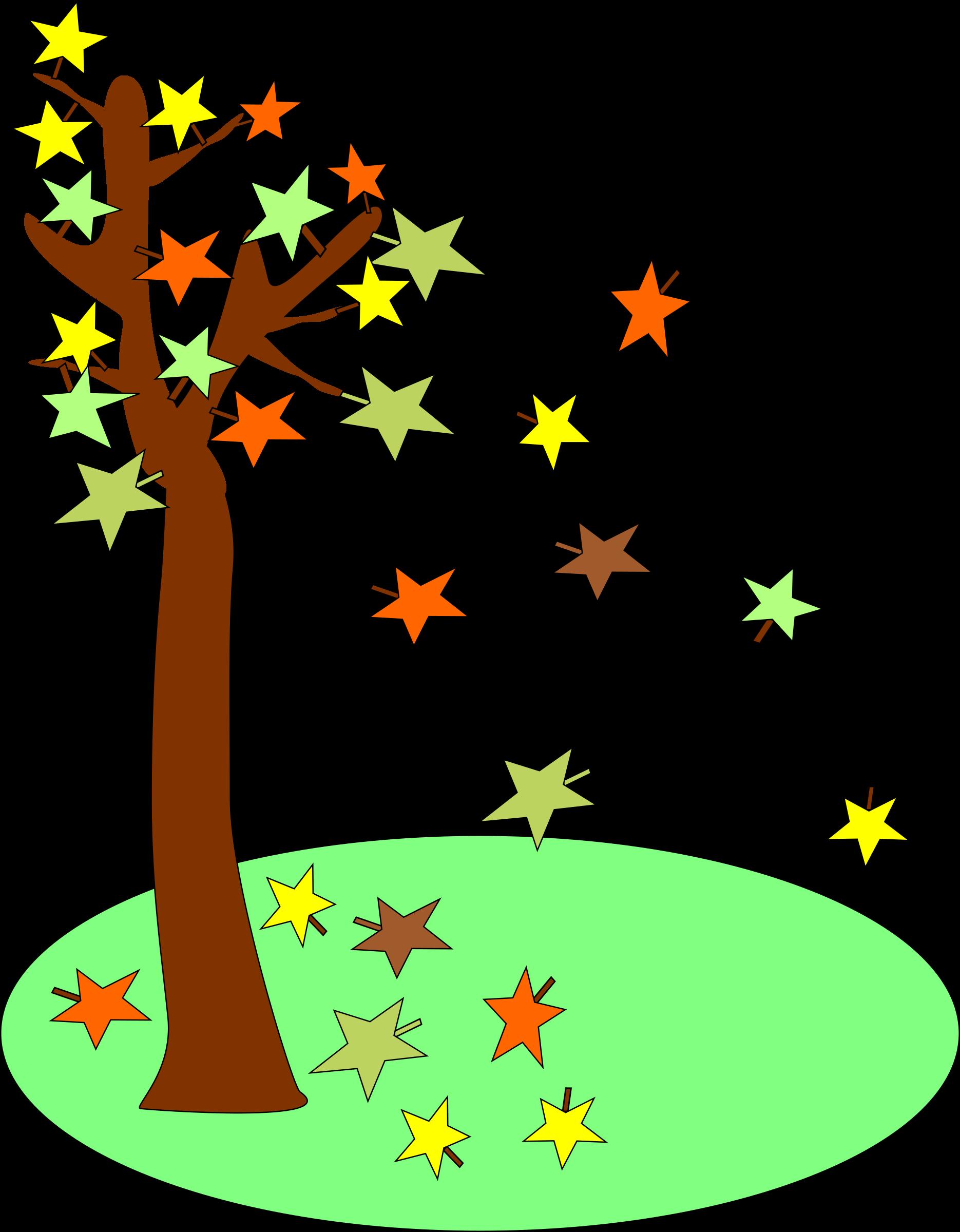Enhanced big image png. Clipart fall autumn tree