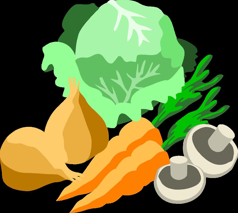 Vegetables clipart salad vegetable. Free stock photo illustration