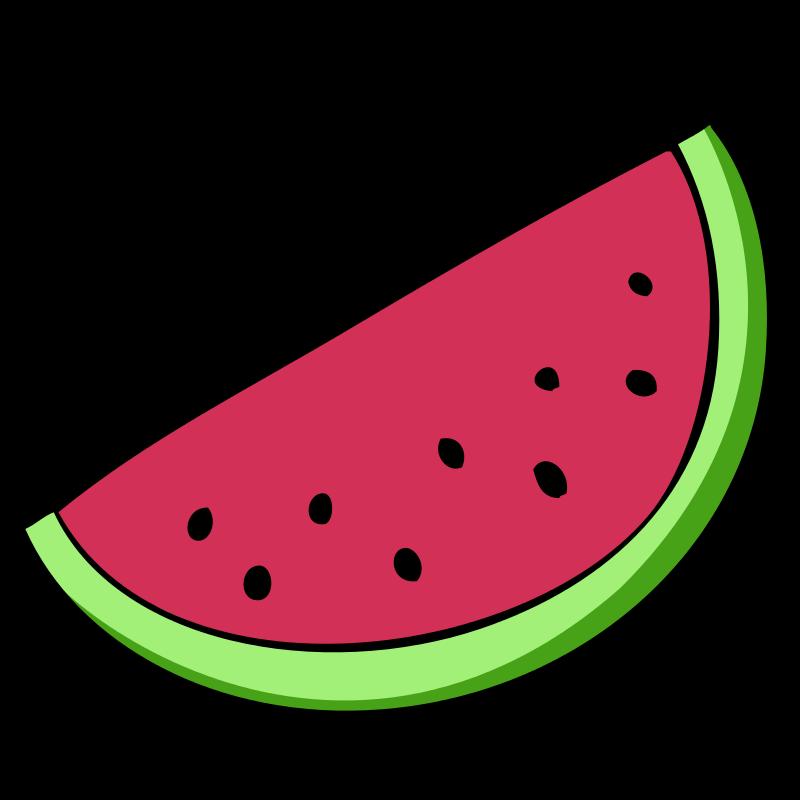 Borders watermelon