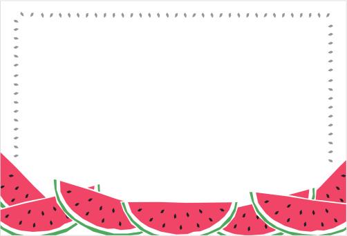 Cliparts zone . Watermelon clipart border