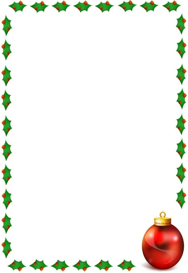 Clipart christmas boarder. Free cliparts border download