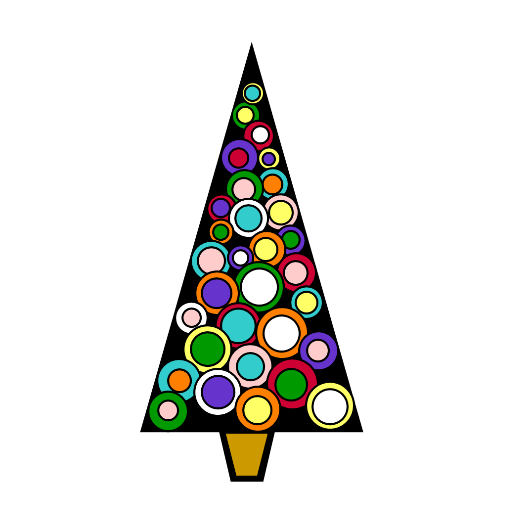 Peanuts clipart holiday. Free christmas tree clip