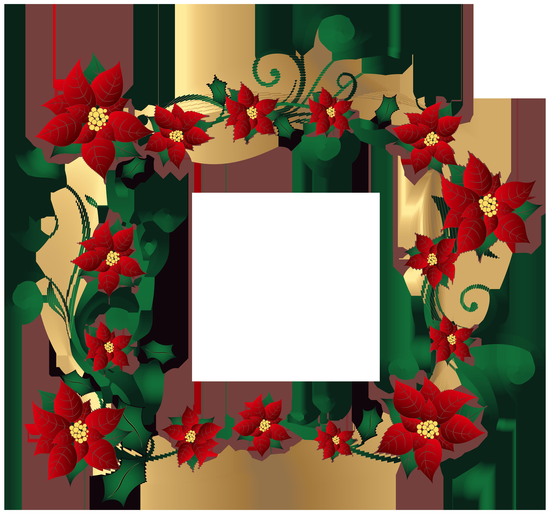 Clipart borders xmas. Christmas decorative border transparent
