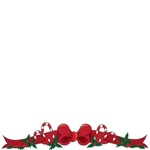 Holly clipart top border. Free christmas cliparts download