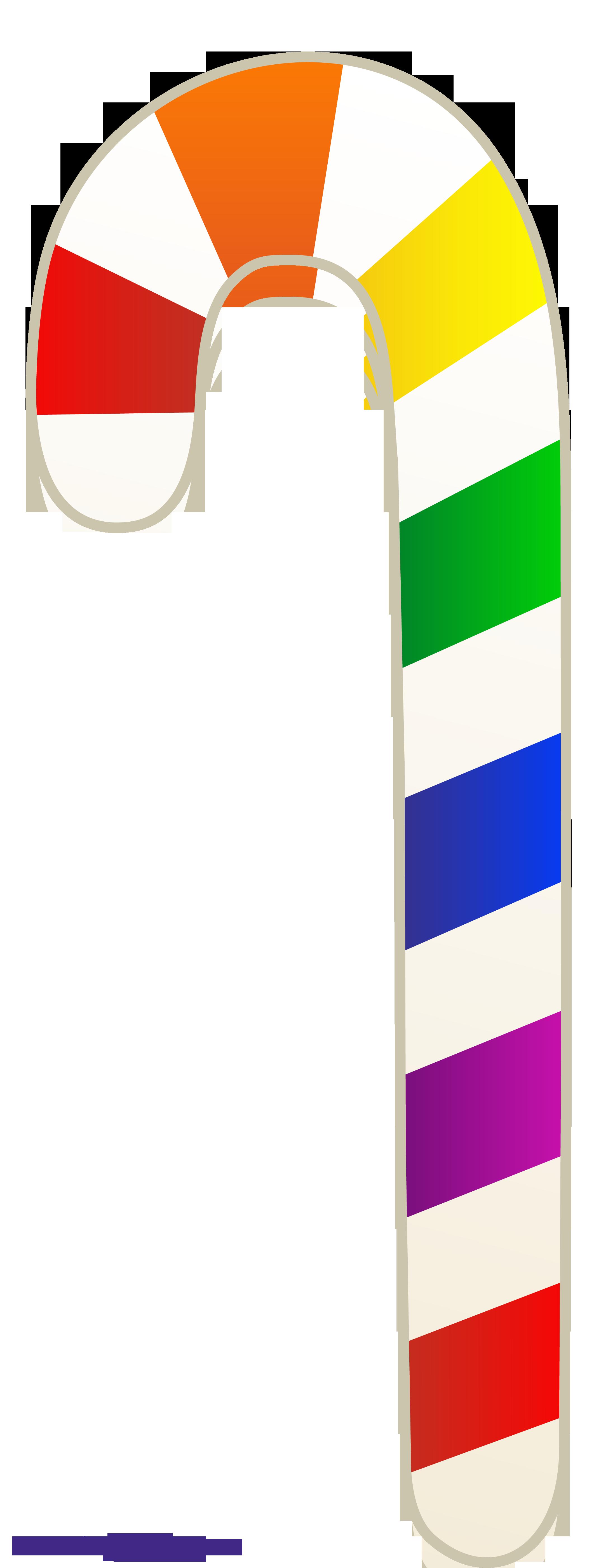 Cane sweet clip art. Clipart rainbow candy