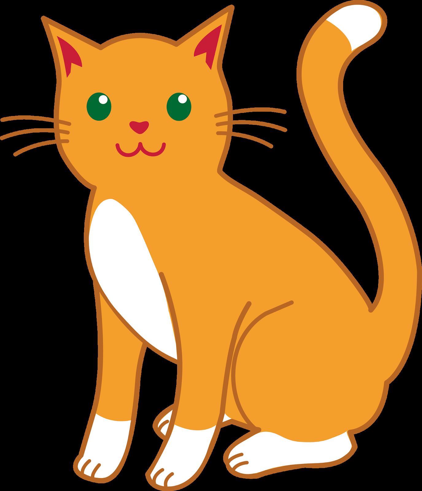 Free cartoon cats download. Clipart cat superhero