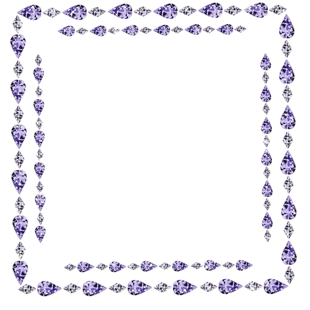 Square clipart jewel. Border google search pinterest