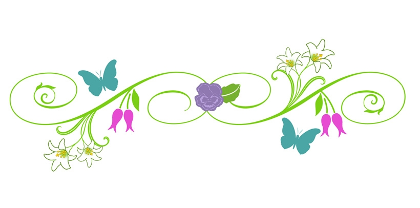 Vines clipart easter. Free borders cliparts download