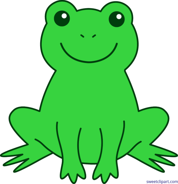 Toad green object