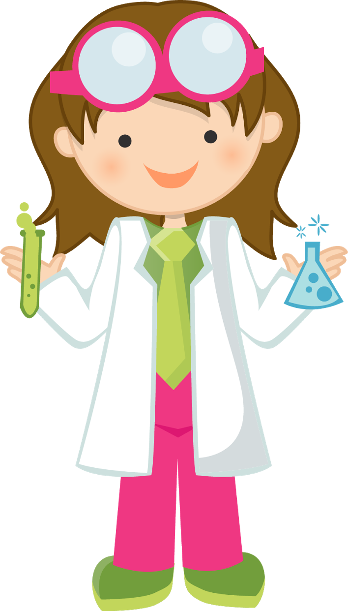 Jwi madscientist girl png. Clipart borders kitchen