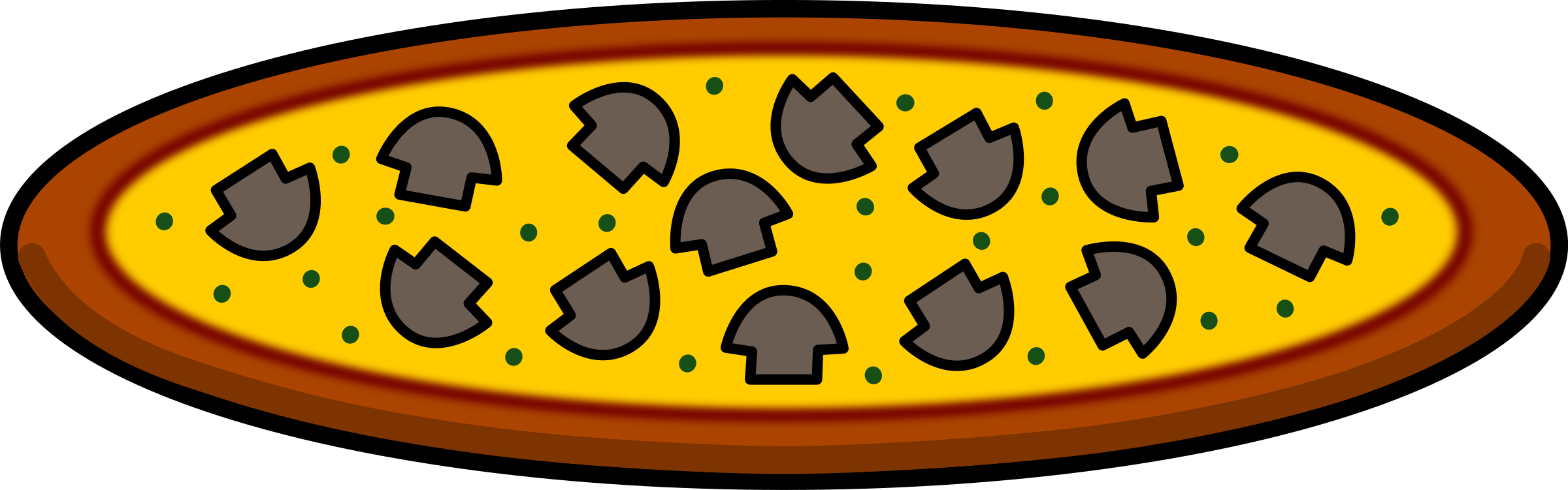 Mushroom icons png free. Pizza clipart big pizza