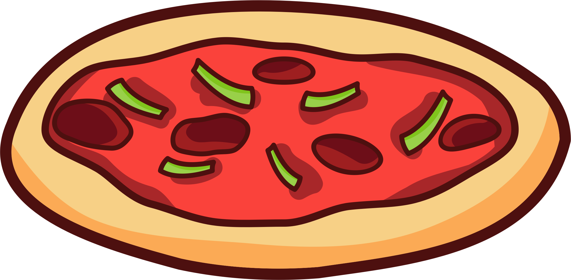 Food clipart pizza. Pepperoni icons png free