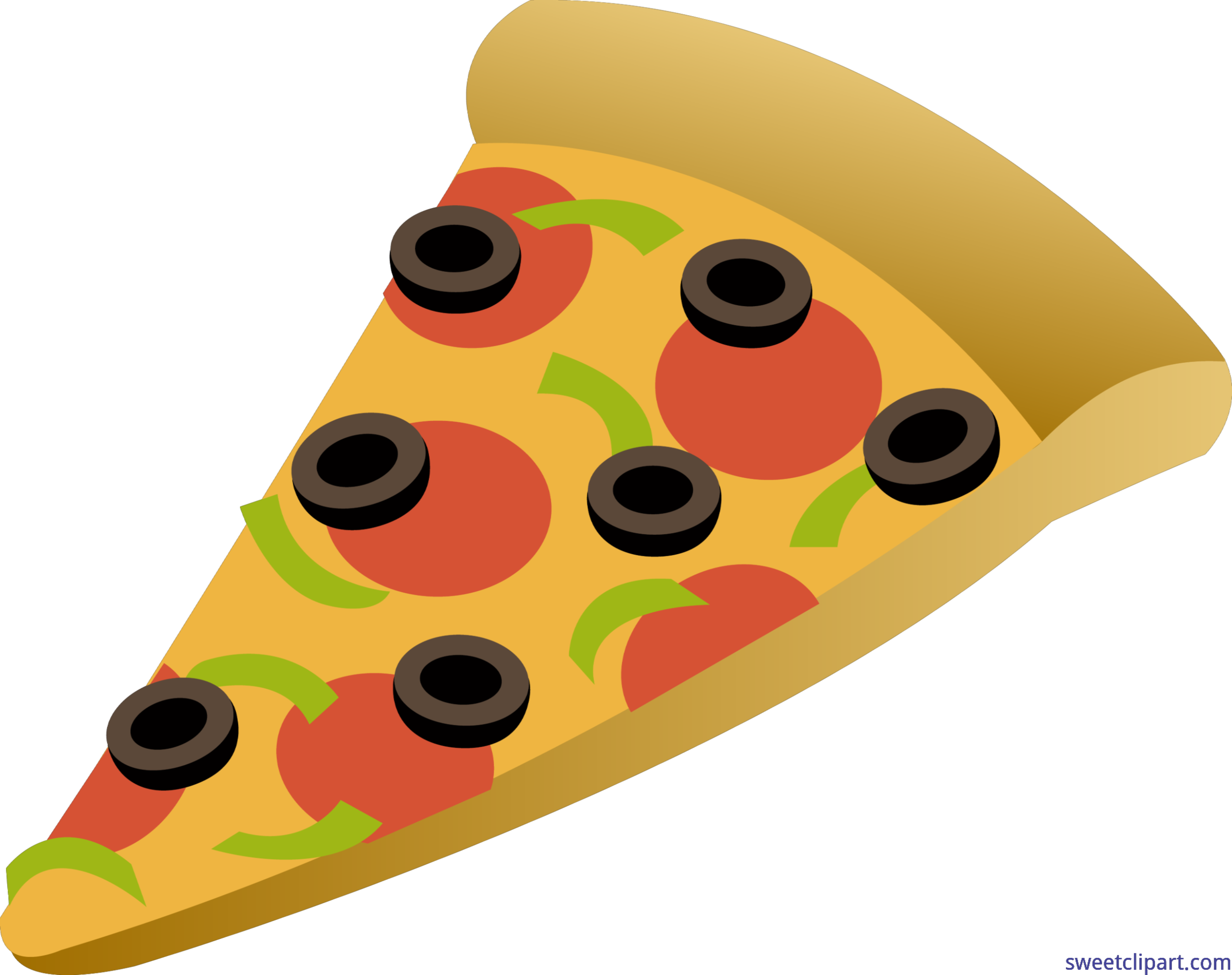 Slice clip art sweet. Pizza clipart sliced pizza