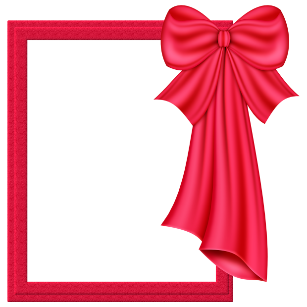 Frame clipart red. Bow er eve pinterest