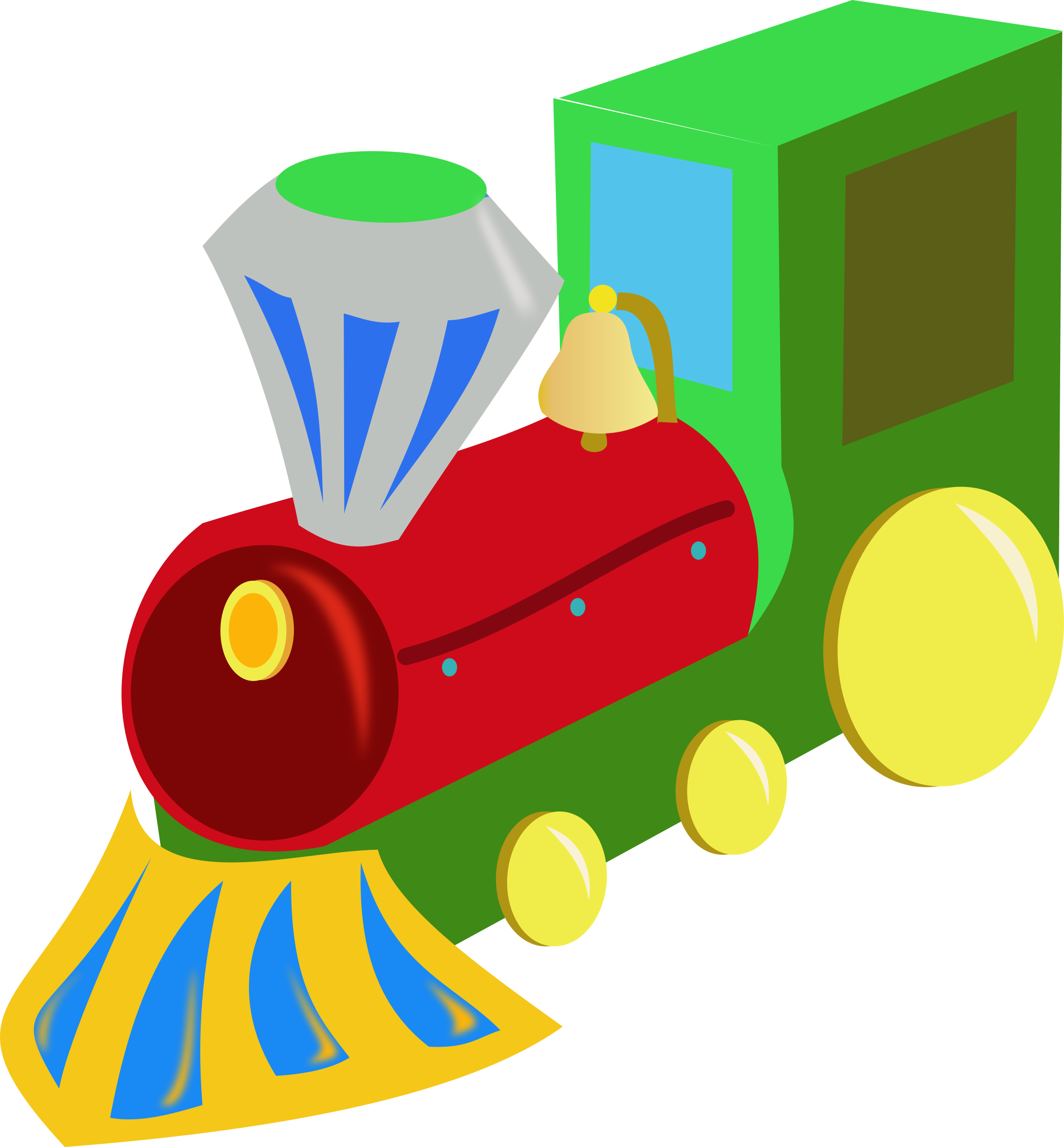 Tren icons png free. Engine clipart red train