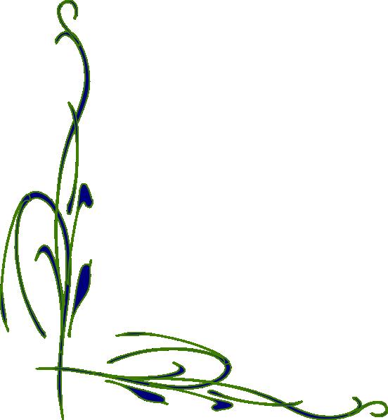 Flower clip art at. Clipart heart vine